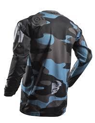 camo motocross gear thor mx motocross men u0027s 2017 pulse covert jersey pants kit