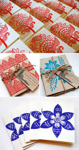 want to try block printing and the handmade tags patterns