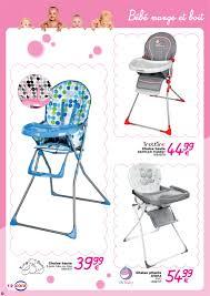 chaise haute cora folder cora du 01 01 2018 au 31 12 2018 promo de l ée