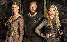 the history of the vikings was aslaug really that horrible to