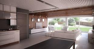 modern open floor plan house designs modern house design with open floor plan efficient room planning