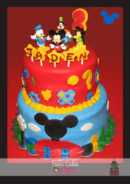 mickey mouse clubhouse birthday cake fanci cakes more mickey mouse clubhouse birthday cake