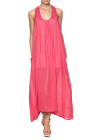 island bungalow hawaii sunset coral maxi from hawaii u2014 shoptiques