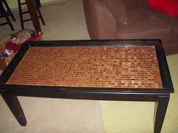this would be cute for our scratched up coffee table d i y