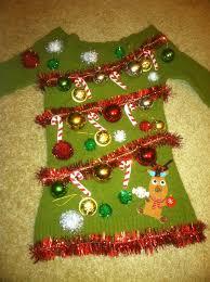 sweater ornaments crafts amanda sweater