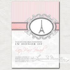 eiffel tower invitations eiffel tower bridal shower invitations bridal shower invitations