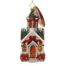 Christopher Radko Halloween Ornaments by Christopher Radko Beautiful Bethel Glass Ornament Sbkgifts Com