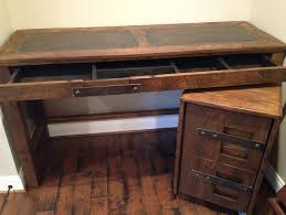 Diy Desk With File Cabinets File Cabinets Extraordinary Desk Rolling File Cabinet