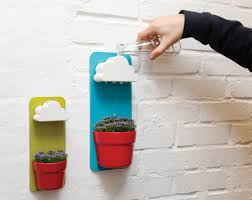 cute pots for plants cute wall mounted planters keep your indoor plants alive