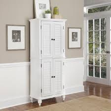 beadboard pattern stand alone cabinets pantries in white faced off