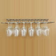 hanging glass rack u2013 matt and jentry home design