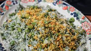 cuisine azerbaidjan dill pilaf recipe azerbaijan cuisine azerbaijan tourism site