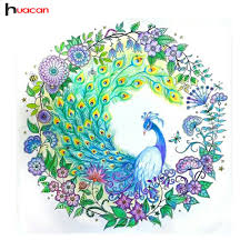Peacock Home Decor Online Buy Wholesale Peacock Embroidery Pattern From China Peacock