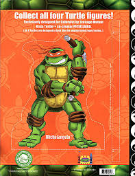 teenage mutant ninja turtles u2013 coloring book