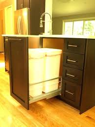 kitchen island with trash bin kitchen island kitchen island trash bin kitchen island with