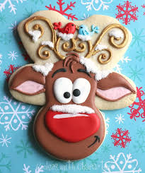 new year cookie cutters whimsical reindeer cookies with cookies with character guest post