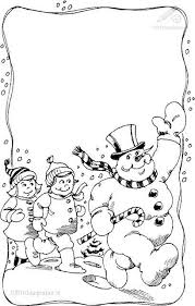 51 christmas coloring pages images christmas