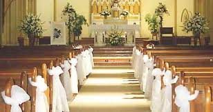 pew decorations for weddings church pew wedding decorations wedding corners