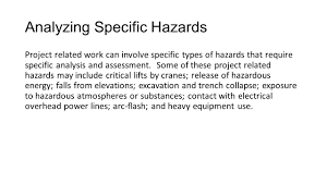 risk assessment a practical guide to assessing operational risk