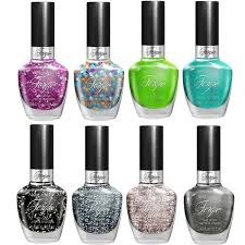fergie teams up with wet n wild for new nail polish collection