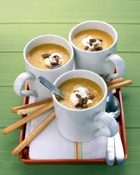 easy thanksgiving soup and salad recipes martha stewart