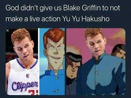 Blake Griffin Memes - dopl3r com memes god didnt give us blake griffin to not make a