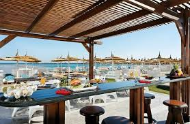 red sea beach bar picture of dana beach resort hurghada