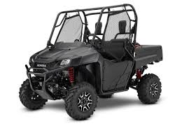 honda announces 2018 pioneer 1000 and 700 side by sides