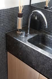 Small Sink Powder Room Sideways Sink For Small Powder Room Idea Home Ideas Pinterest