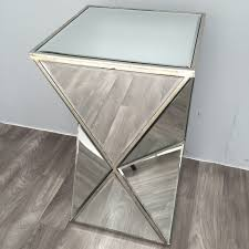 Gold Entry Table Furniture Mirrored Entry Table Mirrored Side Table Ivory End