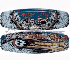 sugar skull screaming indian kiteboard air padre kiteboarding