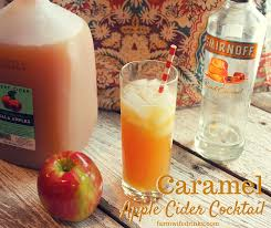 where to buy caramel apples caramel apple cider cocktail the farmwife drinks