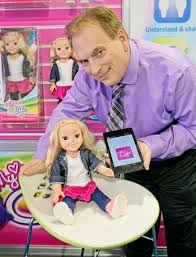 Seeking Kyle Doll My Friend Cayla Doll Chats With Children And Answers Questions By