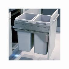 poubelle de cuisine sous evier poubelle cuisine encastrable beau poubelle sous evier coulissante
