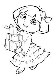dora coloring pages for toddlers dora coloring page luxury printable coloring pages fee sheets for