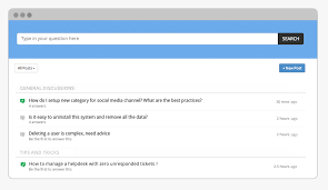 Help Desk Portal Examples Self Service Portal Customer Self Service Software