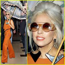 gaga thanksgiving special on abc gaga just jared