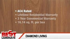 Review Laminate Flooring Laminate Flooring Diamond Living Review Of Piano Finish Floors