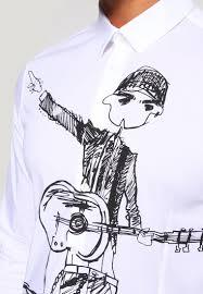 patrizia pepe coat men shirts patrizia pepe shirt white