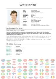 Vitae Resume Template Resume Examples Cool 10 Best Good Detailed Informations Pictures
