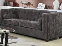 Contemporary Tufted Sofa by Sofa 37 Stunning L Shaped Sofa Come With White Leather Modern