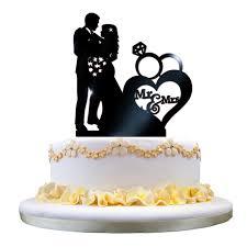 gold cake topper mr mrs acrylic wedding cake topper glitter gold cake stand topper
