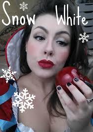 Halloween Snow White Makeup by Snow White Blancanieves Make Up Tutorial Disney Series Youtube
