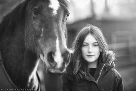notwalk ct black hair equestrian style photo session with kiera getner barn norwalk
