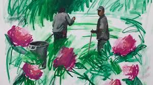 Drawings Of Children Working In A Garden Gardens Don U0027t Tend Themselves Portraits Of The People Behind La U0027s