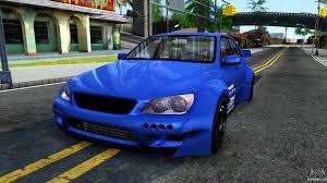 lexus hatchback is300 lexus is300 rocket bunny for gta san andreas