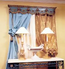 Fabric Covered Wood Valance Cornice Boards Window Cornices Wood Cornices Fabric Cornices