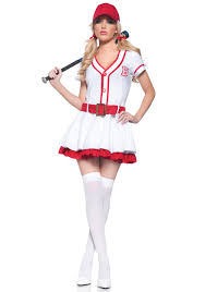 Softball Halloween Costumes Baseball Quintessential Writer U0027s Sport Costumes Family