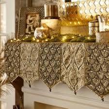 mantel scarf exquisite ideas fireplace mantel scarf pleasant design