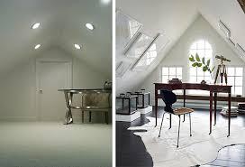 Lighting For Sloped Ceilings by Decorating Sloped Ceilings